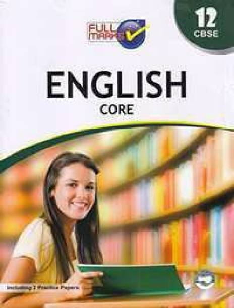 Full Marks English Core Class 12  (English, Paperback, Full Marks)