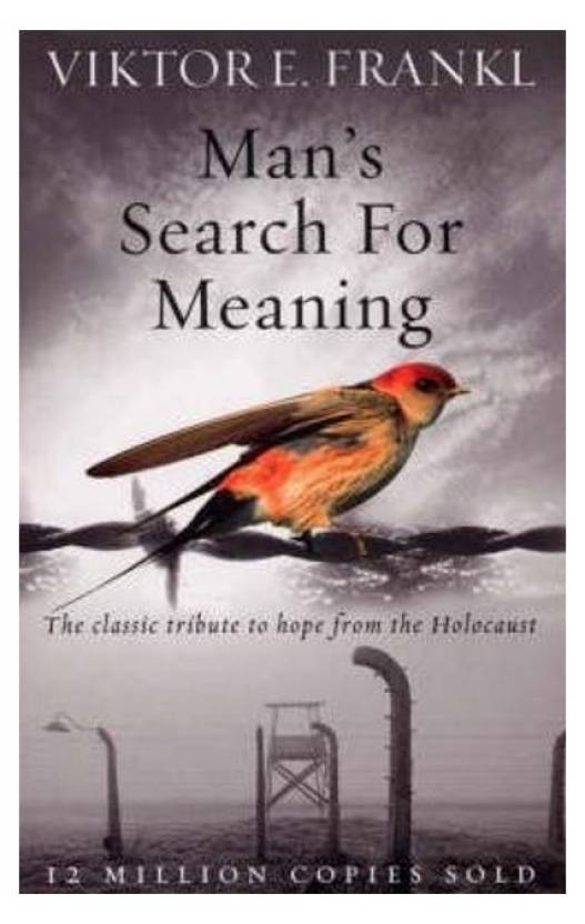 Man is Search For Meaning  (English, Paperback, Frankl Viktor E.)