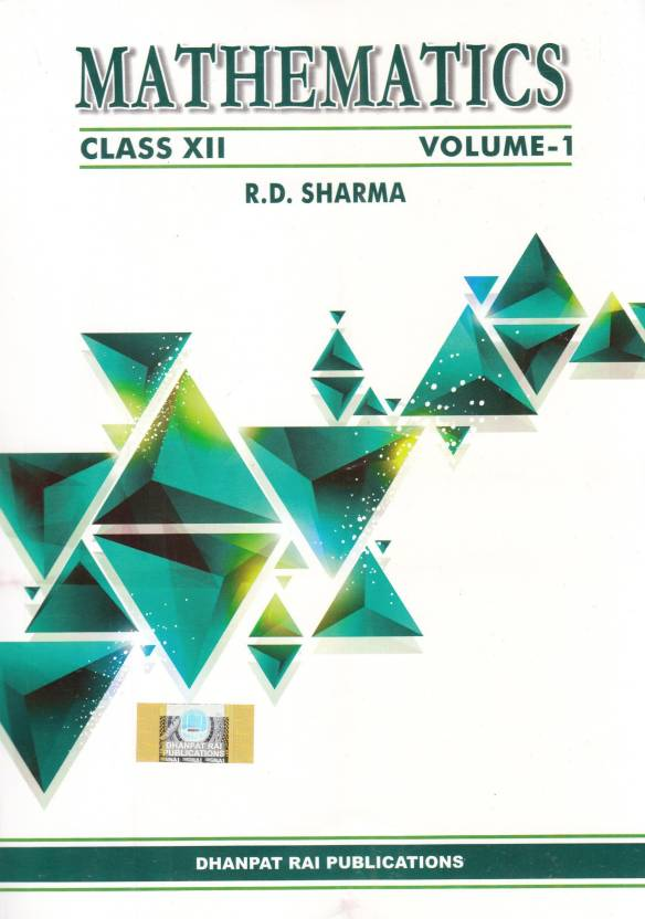 Mathematics R.D Sharma Vol - I & II Class - 12  (English, Paperback, unknown)