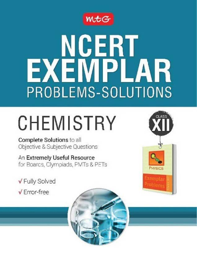 NCERT Exemplar Problems - Solutions Chemistry for Class XII