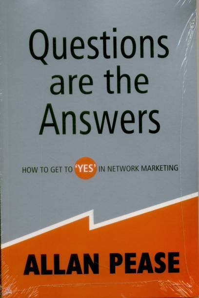 Questions are the Answers  (English, Paperback, Pease Allan)