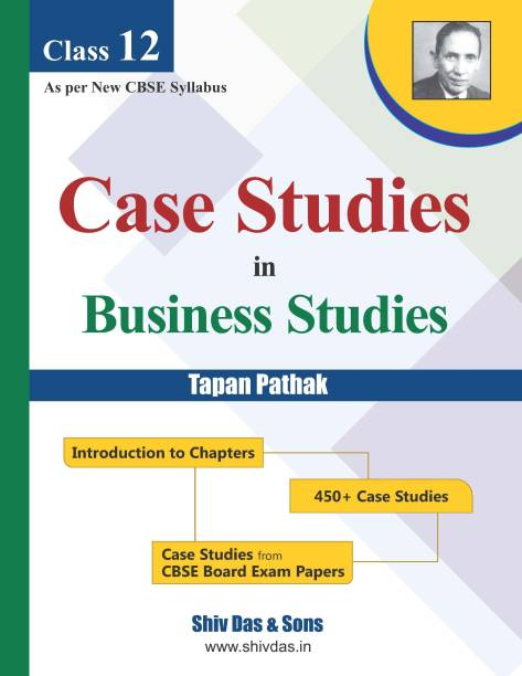 Business Studies Case Studies for CBSE Class 12th  (Paperback, Tapan Pathak)