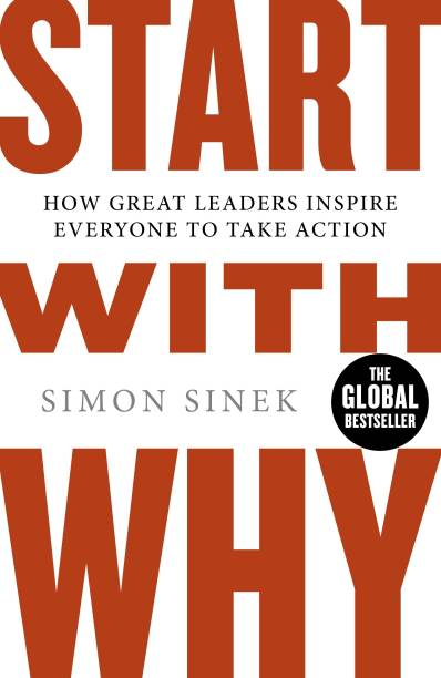 Start With Why  (English, Paperback, Simon Sinek)