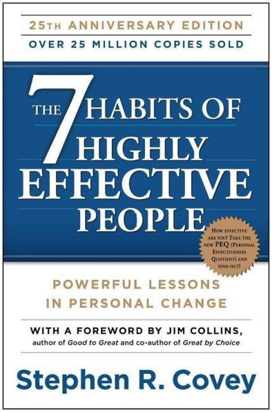 The 7 Habits of Highly Effective People  (English, Paperback, Dr Covey Stephen R
