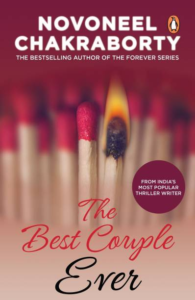 The Best Couple Ever  (English, Paperback, Chakraborty Novoneel)