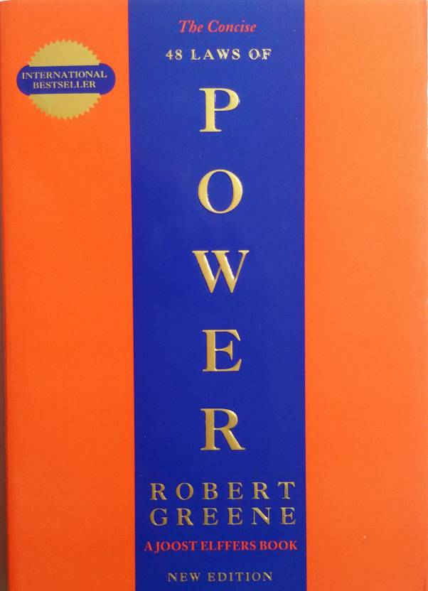 The Concise 48 Laws Of Power  (English, Paperback by Greene Robert)
