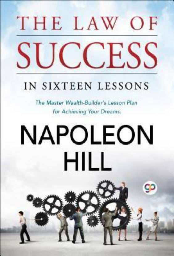 The Law of Success  (English, Electronic book text, Hill Napoleon)