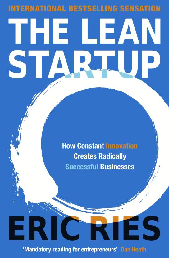 The Lean Startup in English By Eric ries