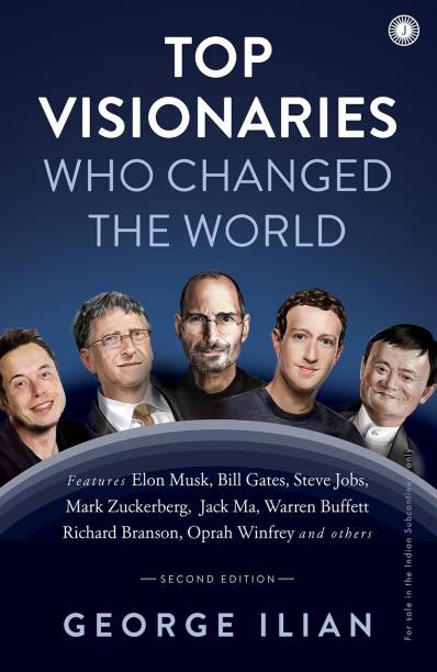 Top Visionaries Who Changed the World  (English, Undefined, unknown)
