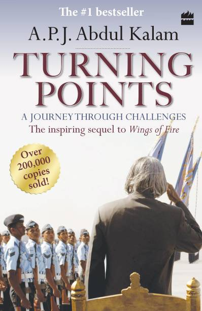 Turning Points A Journey Through Challanges  (English, Paperback, A P J Abdul Kalam)