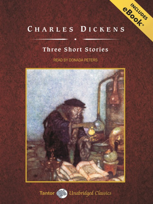 Three Ghost Stories Charles Dickens (English pdf)