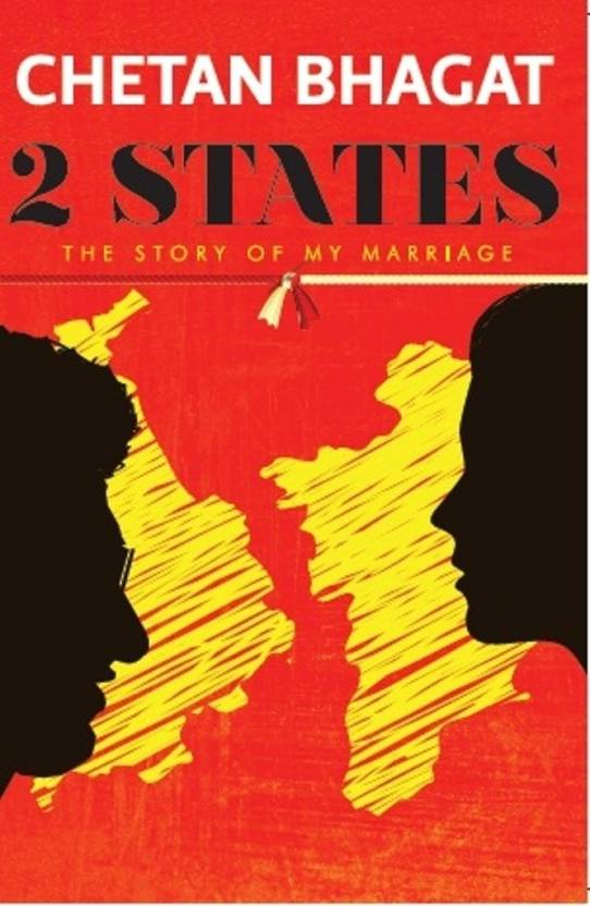 2 States pdf - The Story of My Marriage (English, Paperback, Chetan Bhagat)