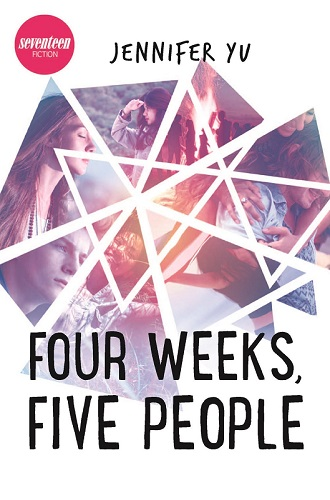 Four Weeks, Five People Book by Jennifer Yu