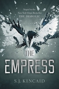 The Diabolic :The Empress Novel by S. J. Kincaid ebook