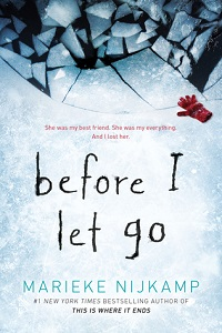 Before I Let Go Book by Marieke Nijkamp