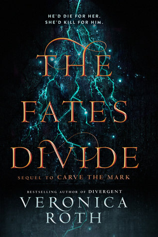 The Fates Divide Book by Veronica Rot (ebook)