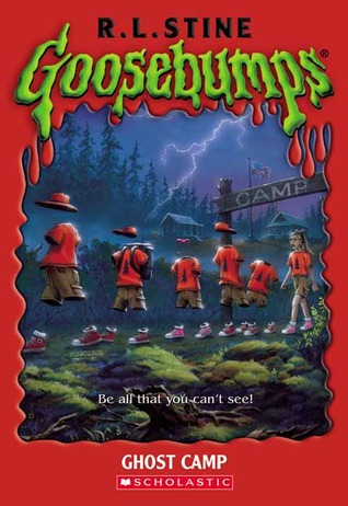Goosebumps Ghost Camp by R.L.Stine pdf ebook