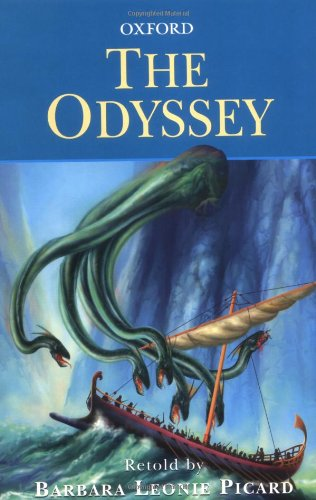 The Odyssey By Homer (Circa 700 BC) Translated by Samuel Butler