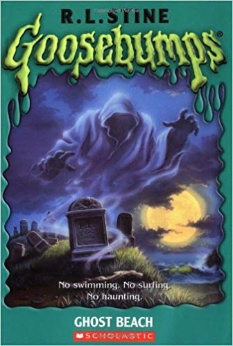 Goosebumps Ghost Beach by R.L.Stine ebook