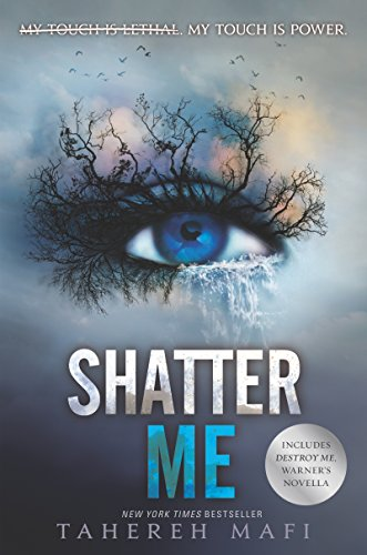 Shatter Me Book by Tahereh Mafi from Shatter Me series ebook