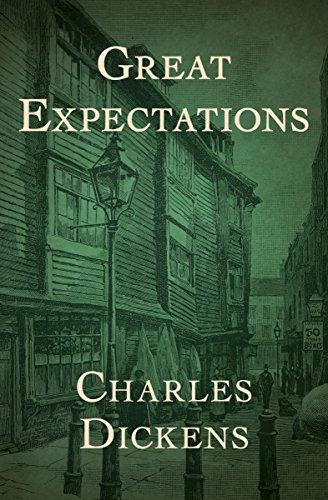 Great Expectations By Charles Dickens ( english pdf) ebook classic novel
