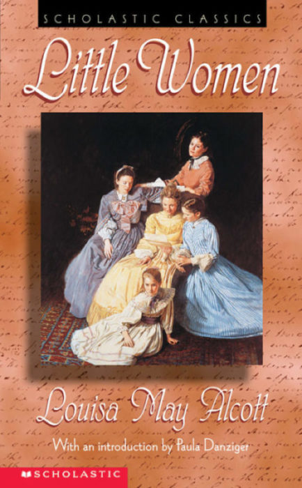 Little Women by Louisa May Alcott (english pdf)