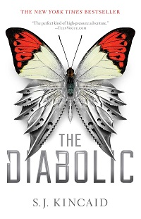 The Diabolic Novel by S. J. Kincaid ebook