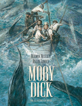 Moby Dick By Herman Melville (english pdf)