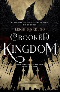 Crooked Kingdom Novel by Leigh Bardugo  (ebook pdf)