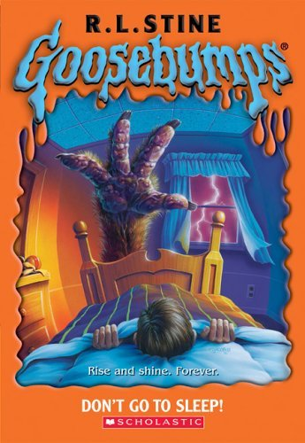 Goosebumps Do not Go To Sleep by R.L.Stine