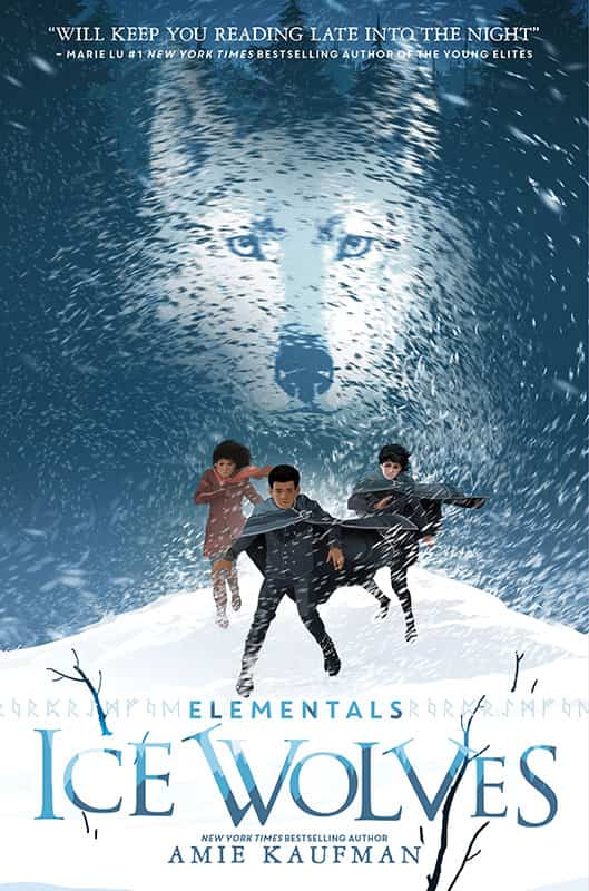 Ice Wolves Book by Amie Kaufman ebook pdf