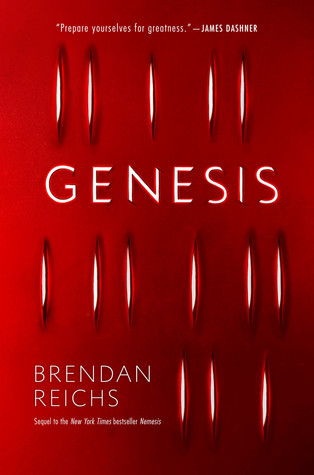 Genesis Book by Brendan Reichs (ebook pdf)