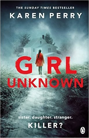 Girl Unknown Novel by Karen Perry (ebook pdf)