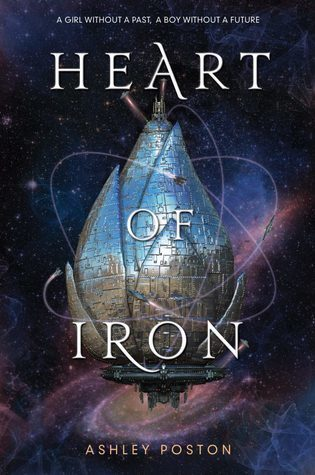 Heart of Iron Book by Ashley Poston (ebook pdf)