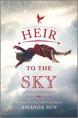 Heir to the Sky Book by Amanda Sun (ebook pdf)