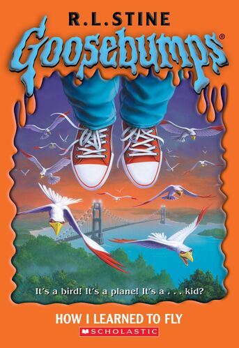 Goosebumps How I Learned to Fly by R.L.Stine