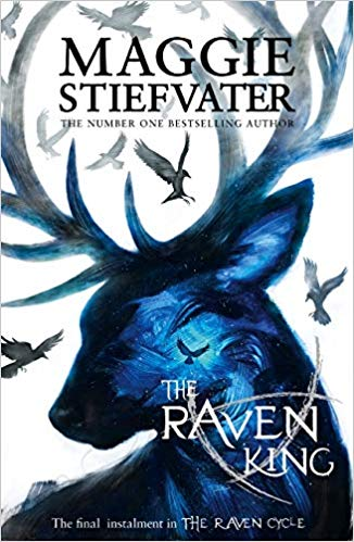 The Raven King (The Raven Cycle, Book 4) Book by Maggie Stiefvater