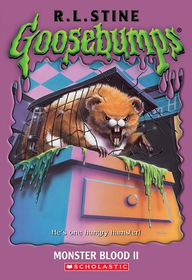 Goosebumps Monster Blood 2 by R.L.Stine