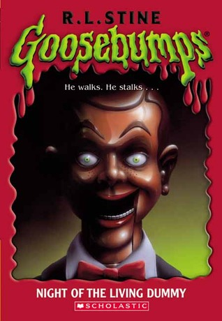 Goosebumps  Night of the Living Dummy by R.L.Stine