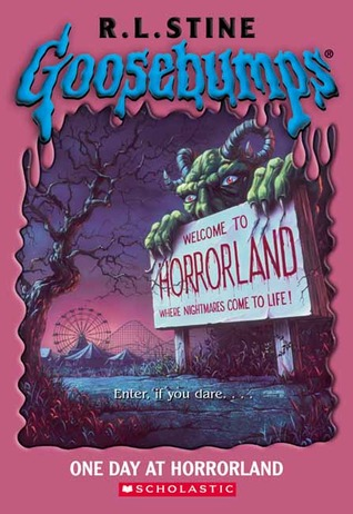 Goosebumps  One Day at HorrorLand by R.L.Stine