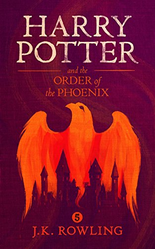 Harry Potter and the Order of the Phoenix by J.K. Rowling