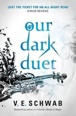 Our Dark Duet Book by V. E. Schwab (ebook pdf)