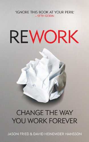 Rework by Jason Fried (entrepreneur book ebook) pdf