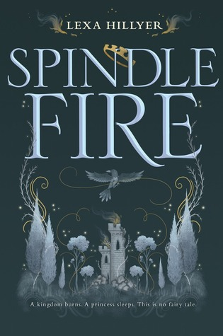Spindle Fire by Lexa Hillyer ebook pdf
