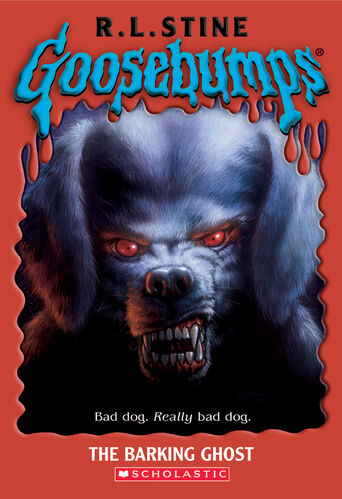 Goosebumps The Barking Ghost by R.L.Stine ebook