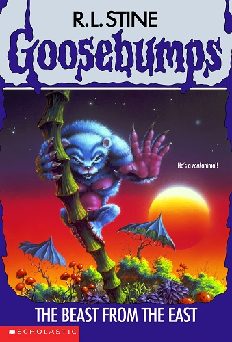 Goosebumps  The Beast from the East by R.L.Stine