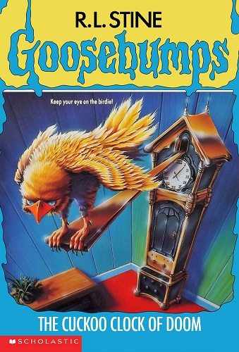 Goosebumps The Cuckoo Clock of Doom by R.L.Stine