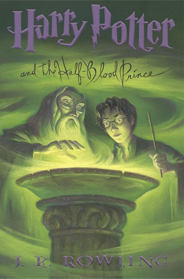 Harry Potter and the The Half Blood Prince by J.K. Rowling