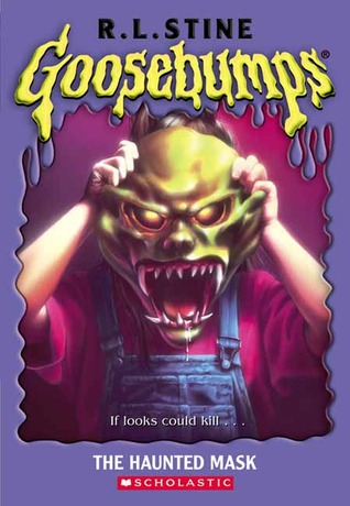 Goosebumps The Haunted Mask by R.L.Stine