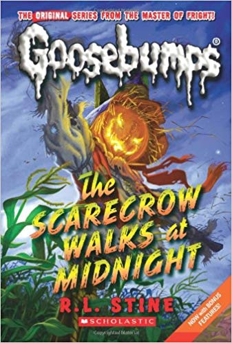 Goosebumps The Scarecrow Walks at Midnight by R.L.Stine